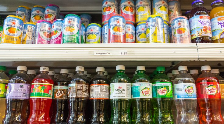 Carroll - Soda and sugary drinks