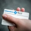 Stock_Carroll - Independence Blue Cross Insurance Card