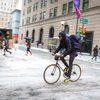 Carroll -  Cycling in Snow