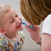Tooth Brushing Toddler 04162019