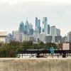 Stock_Carroll - Philadelphia Skyline from New Jersey