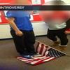 American Flag Controversy