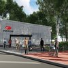 Franklin Square Station plan 1