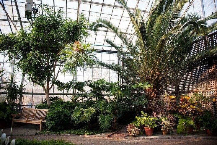 Horticulture Center in Fairmount Park