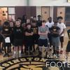Kensington football equipment stolen