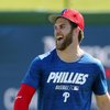 Bryce Harper Laughing It Up