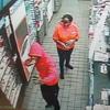 Dunkin Donuts thief dancing