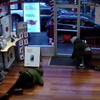 police falling verizon