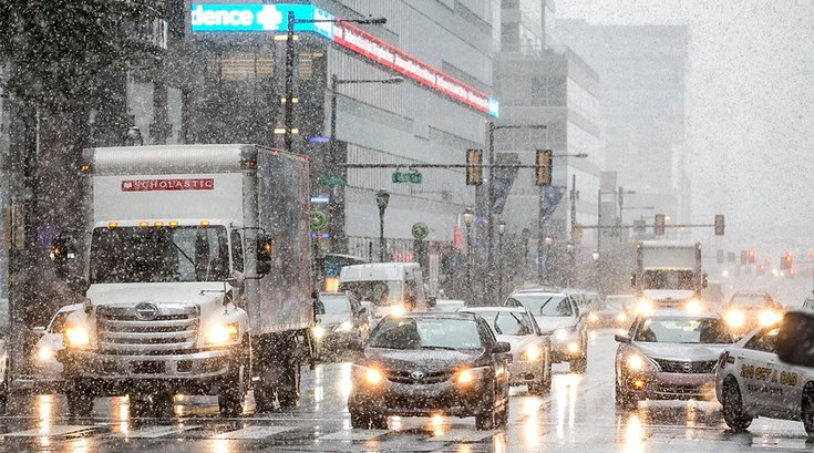 Philly weather travel thanksgiving 2019