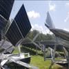 Tornado South jersey solar panels