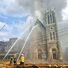 Greater Bible Way Temple fire